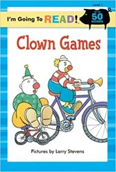 تصویر  Im Going to Read (Level 1) Clown Games